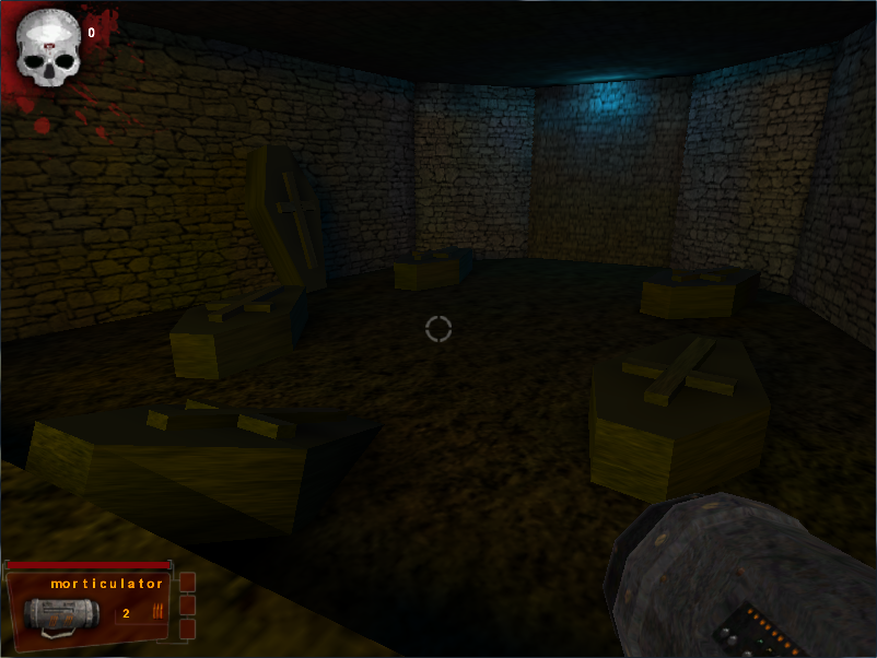 Flesh Snatcher : FPS Java Shot79d