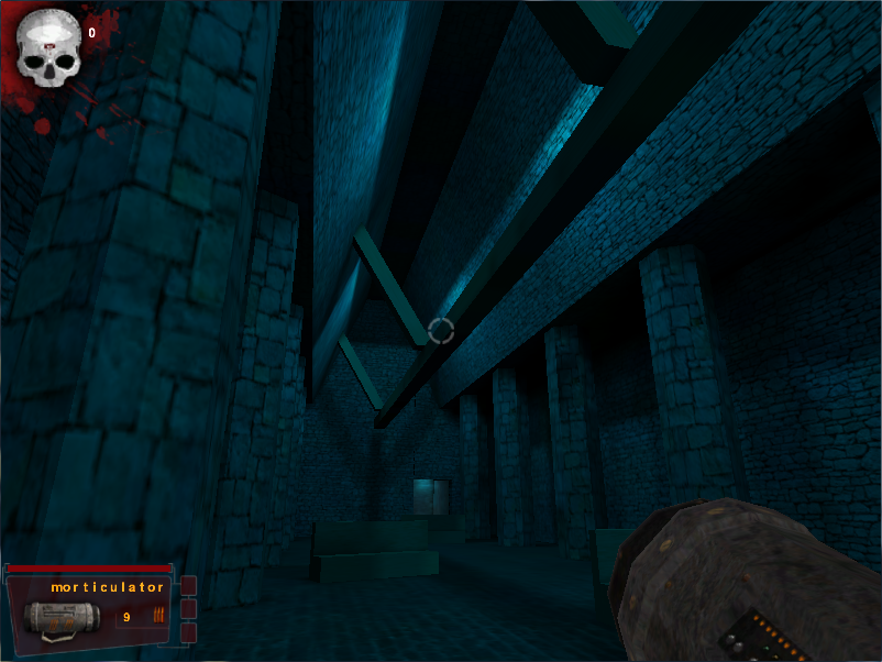 Flesh Snatcher : FPS Java Shot83c
