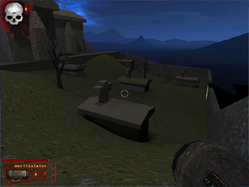 Flesh Snatcher : FPS Java Shot84d