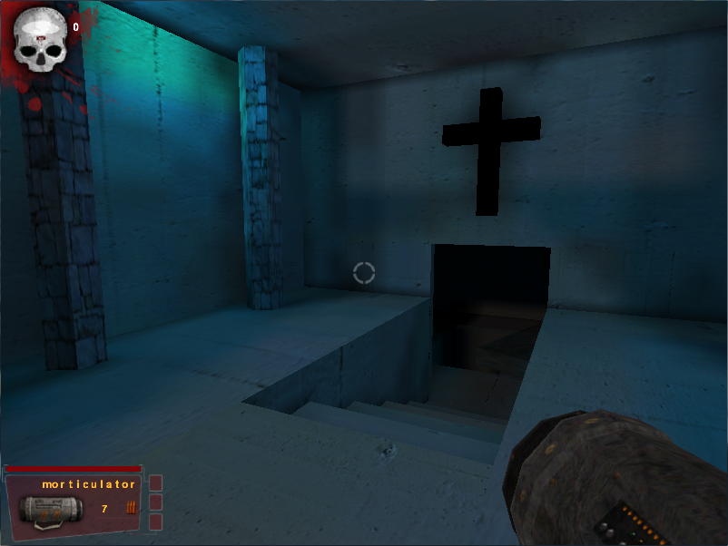Flesh Snatcher : FPS Java Shot84f